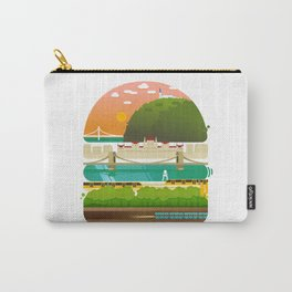 Budapest burger Carry-All Pouch