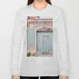 The mint door Long Sleeve T-shirt