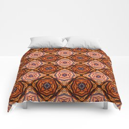 Kaleidoscope Butterfly wings Comforters