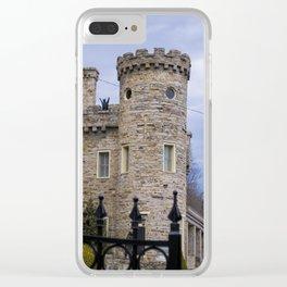 Berkeley Springs Castle Clear iPhone Case