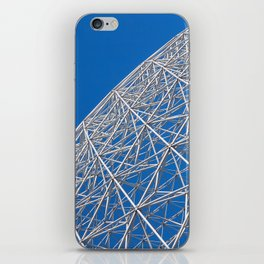 Biosphere Mesh iPhone Skin