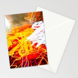 Lights III Stationery Cards