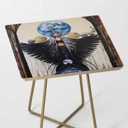 Between the Worlds Side Table