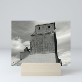 Sandpoint Mill Mini Art Print