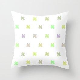 cross (9) Throw Pillow