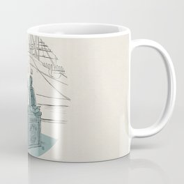 Walk Like A Dragon Coffee Mug