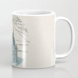 Walk Like A Dragon Coffee Mug