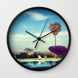 California Dreamin' Wall Clock