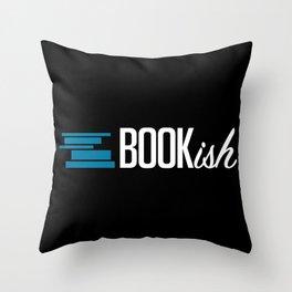 Bookish Throw Pillow