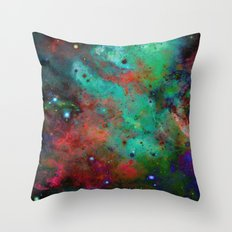 Everything is nothing 28 (therefore it was beautiful) Throw Pillow