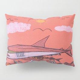 Galopagos Shark & Friends Pillow Sham