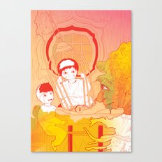 Hansel e Gretel 02 Canvas Print