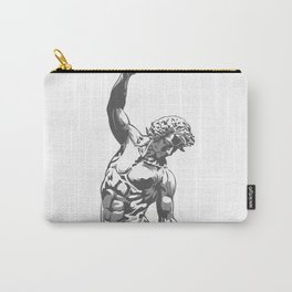 Self-Made Men statue Carry-All Pouch