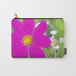 Flowers Go Wild in Wimbledon 5 - Cosmos the bold Carry-All Pouch