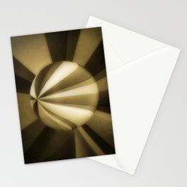 Sol Adentro, obscuro Stationery Cards