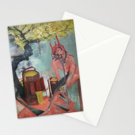 Left Unsung Stationery Cards