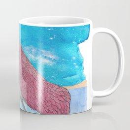 Artist Crane Coffee Mug