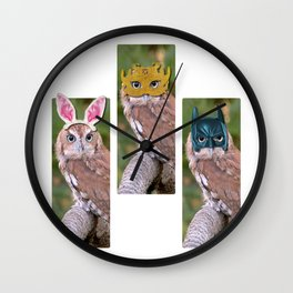 Who is ready (for Halloween)? Wall Clock
