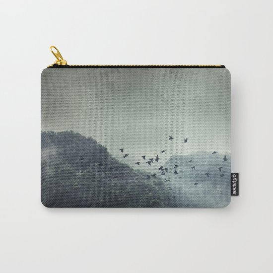 Misty Mountains Vol. X Carry-All Pouch