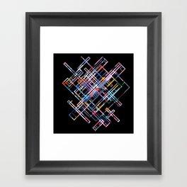 Four thousand irregular verbs Framed Art Print