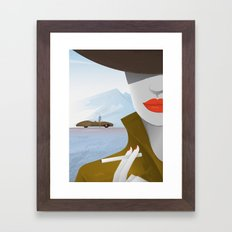 WMC Framed Art Print