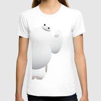 baymax T-shirts featuring Baymax by Raccoon Illustrations