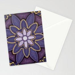 MANDALA VIOLETA Stationery Cards