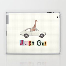 JUST GO! Laptop & iPad Skin