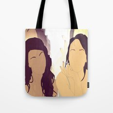 They Always Know Tote Bag