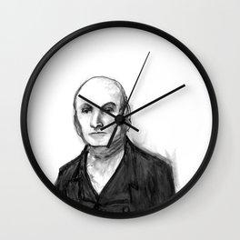 John Quincy Adams : Chock Full O' Quincy. Wall Clock