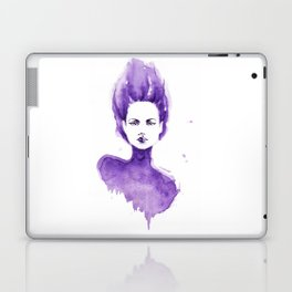 Purple Water Faery Laptop & iPad Skin