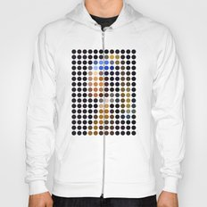 Girl with a Pearl Earring remixed (2009) Hoody