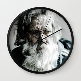 as time pass. Wall Clock