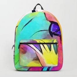 Cockatoo Portrait Backpack