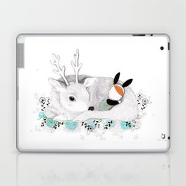 Goodnight my Deer Laptop & iPad Skin