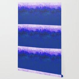 True Blue & Lavender Blaze Wallpaper