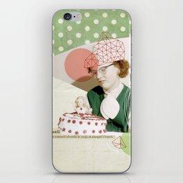 Paresse iPhone Skin