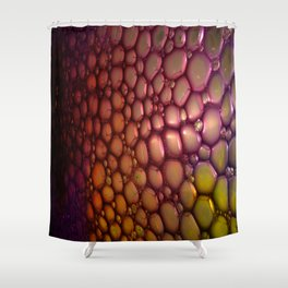 beehack Shower Curtain