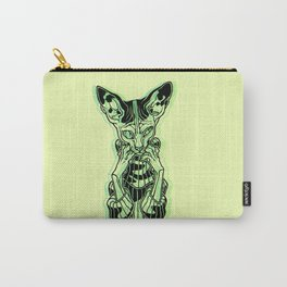 Stay Home Today Carry-All Pouch