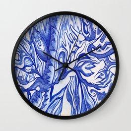 Afterbirth Wall Clock
