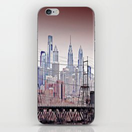 Philly Grit iPhone Skin