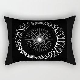 Magnetism Rectangular Pillow