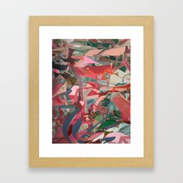 unfinished beauty Framed Art Print