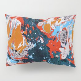 Abstract artistic painting Pillow Sham