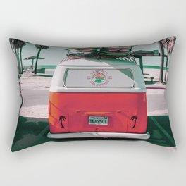 Welcome Back Summer Rectangular Pillow