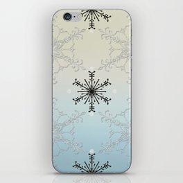 Flakes iPhone Skin