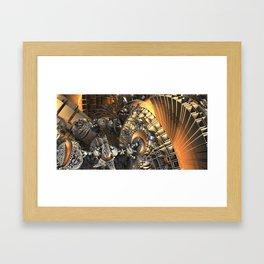 Futurazim Framed Art Print