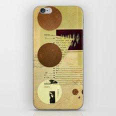 A Boy's Life iPhone & iPod Skin