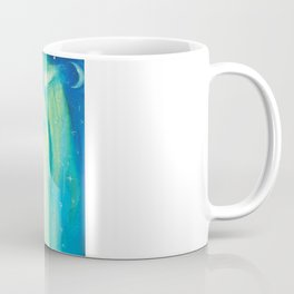 Melusina The Water Moon Goddess Coffee Mug