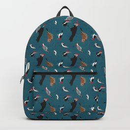 North American Woodpeckers Backpack